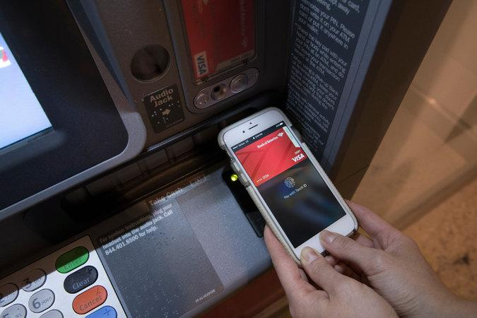 atm and nfc technology